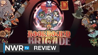 Bookbound Brigade (Switch) Review (Video Game Video Review)