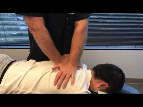 "WEST COAST ""RING DINGER"" on Seattle WA Man By Houston Chiro Dr Johnson"