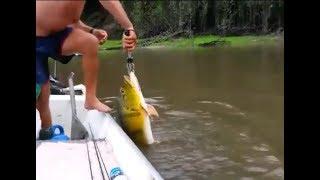 Очень большой окунь!!! Подбор лучших моментов на рыбалке!