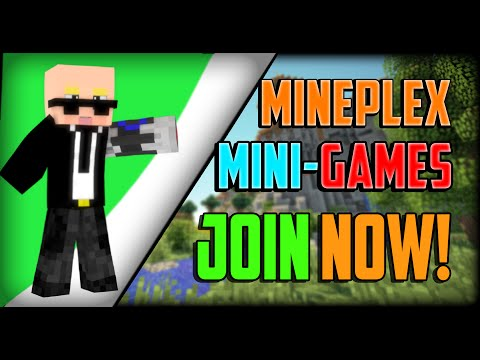 Minecraft MiniGames SkyWars, Micro Battles and More Live Come Join Us! #111