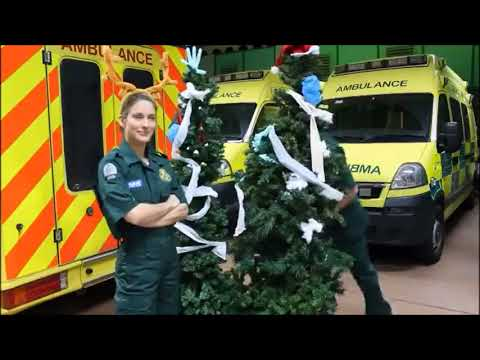 Casualty Christmas Challenge  Charlotte Salt vs Michael Stevenson Winner