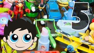 Episode 5: Angry Birds, Doc McStuffins, Disney Princesses, Thomas and Friends, Hot Wheels, DC Comics