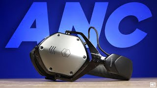 First Look! : V-MODA M-200 ANC Wireless