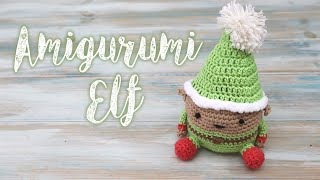 Today I show you how to crochet my amigurumi elf. Watch behind the scenes footage from this tutorial and see my set-up and process here: ...