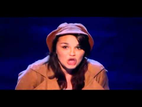 """Samantha Barks singing """"On My Own"""" from Les Miserables"""