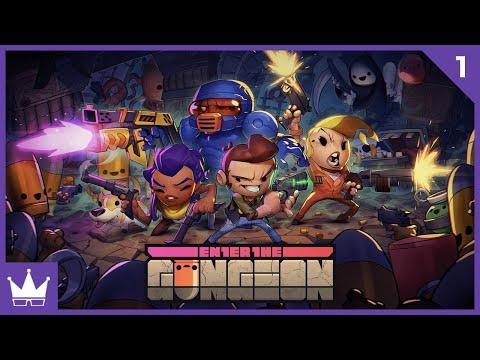 Twitch Livestream   Enter The Gungeon Part 1 [Xbox One]