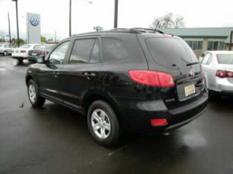 2009 Hyundai Santa Fe In Eugene Or Youtube