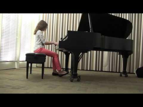 Dina  Kosyagin plays Scarlatti