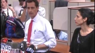В США набирает обороты секс-скандал с участием кандидата в мэры Нью-Йорка