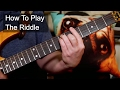 The Riddle Nik Kershaw Guitar Lesson mp3