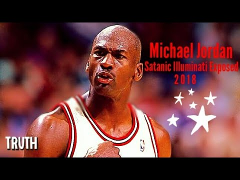 1d102480c0b3 MICHAEL JORDAN SATANIC ILLUMINATI EXPOSED 2018 - YouTube