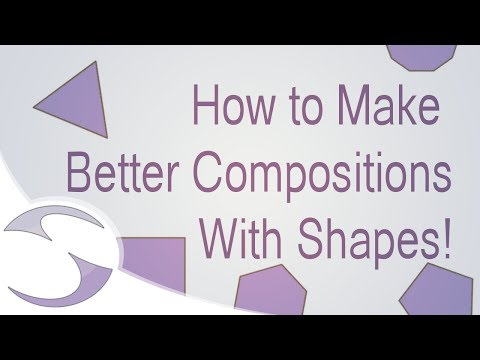 Effective Composition Using Shapes