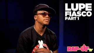 Lupe Fiasco Talks
