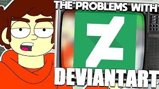 The Problems With Deviantart: The Whining Never Ends thumbnail