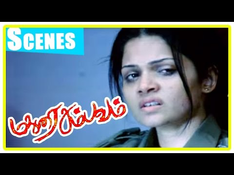 Madurai Sambavam tamil movie | climax scene | Harikumar assassinates Anuya | End Credits