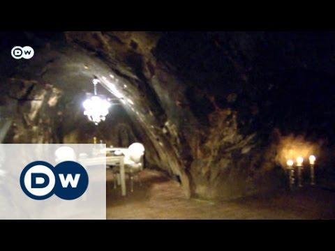 Spend A Night In A Silver Mine | Euromaxx