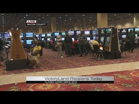 VictoryLand reopens