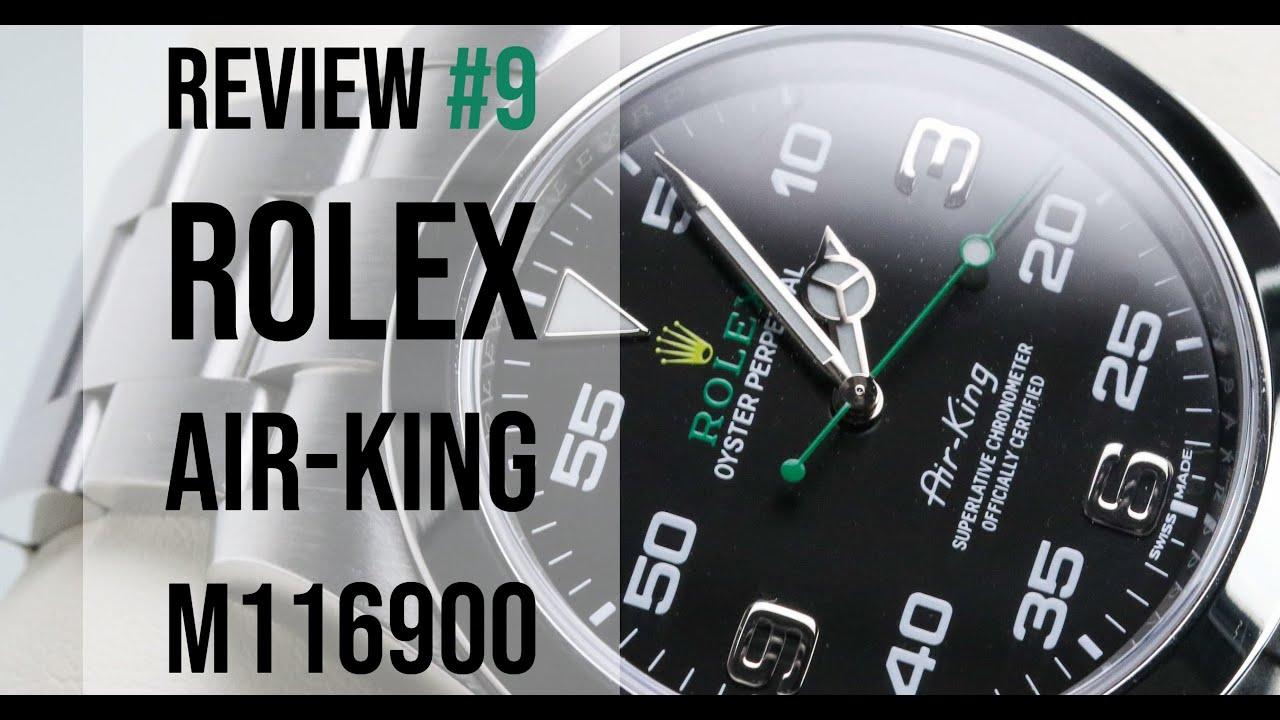 Rolex M116900 🎬