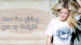Ellie Goulding - We Can't Move To This (Lyrics)