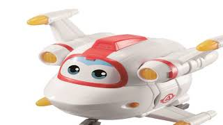 Видео обзор Трансформер Super Wings Астро