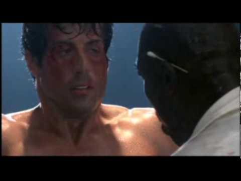 Rocky 4 - Rocky vs Ivan Drago - full fight part 1