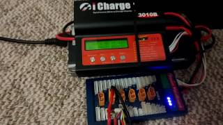 Fast charging Yuneec Typhoon H battery - YUNH105