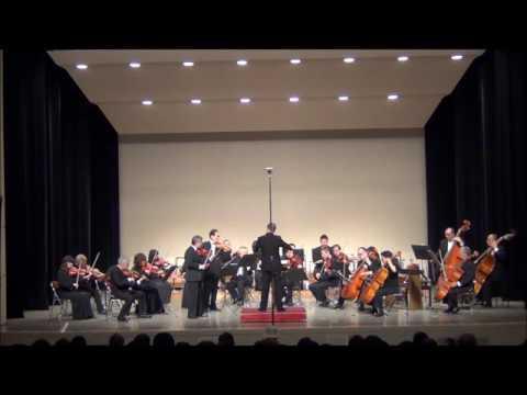 W A Mozart Concertone in C major,K 190