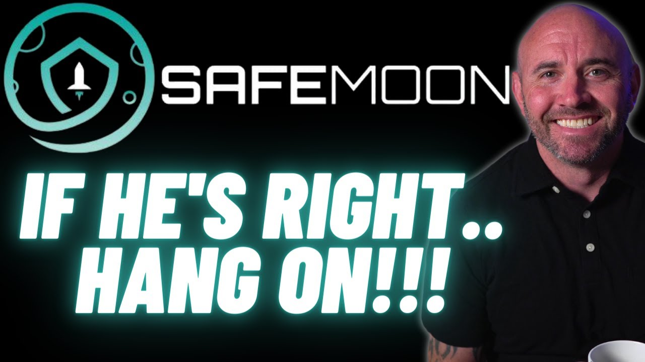 Safemoon News! If He's Right, This is Gonna Be Crazy!