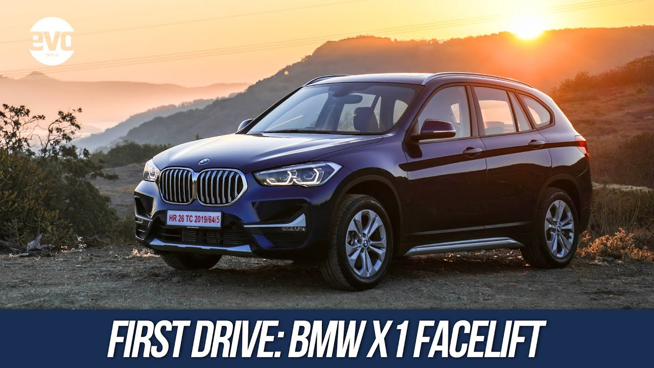 2020 Bmw X1 First Drive Review Evo India Youtube