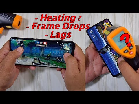 Vivo U20 PUBG, Call of Duty Gaming Review with Heating Test : Unexpected 💥