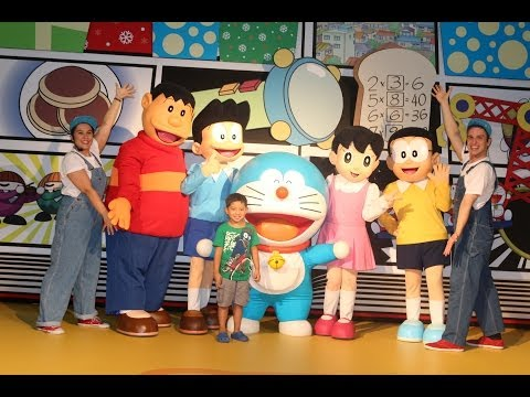 Thumbnail: Holidays on a High with Doraemon & Friends