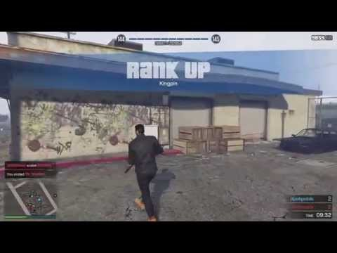Racist And Ghetto Kid On Gta v  Trolling
