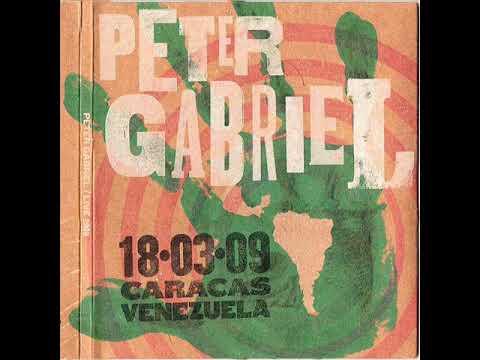 Peter Gabriel - Live 2009: 18.03.09. Caracas, Venezuela (Full Album)