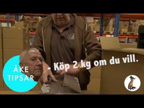 ÅKE HÅLLER LÅDA - Felchlin