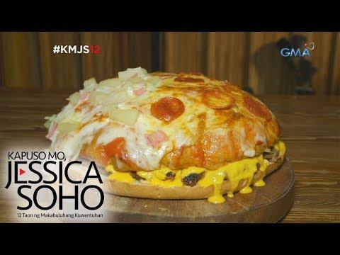Kapuso Mo, Jessica Soho: Burgers pa more!