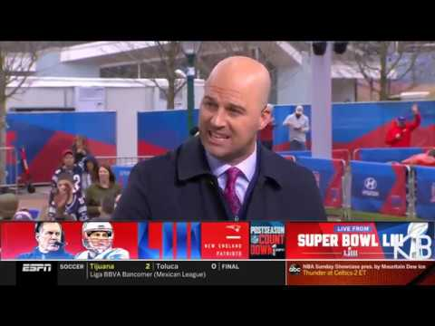 2018 New England Patriots Championship Highlight