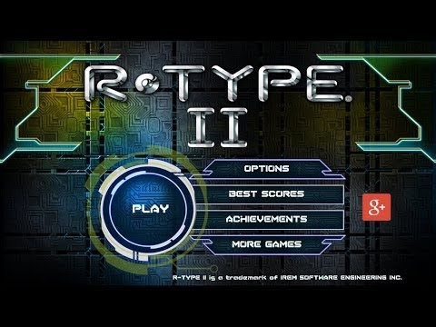 R-Type II Review & Gameplay (Jocuri iOS/iPad Mini) - Mobilissimo.ro