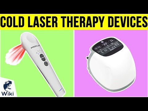 8 Best Cold Laser Therapy Devices 2019