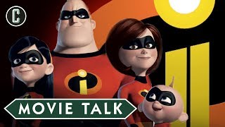 The Incredibles 2 Reveals Plot Details, Characters - Movie Talk