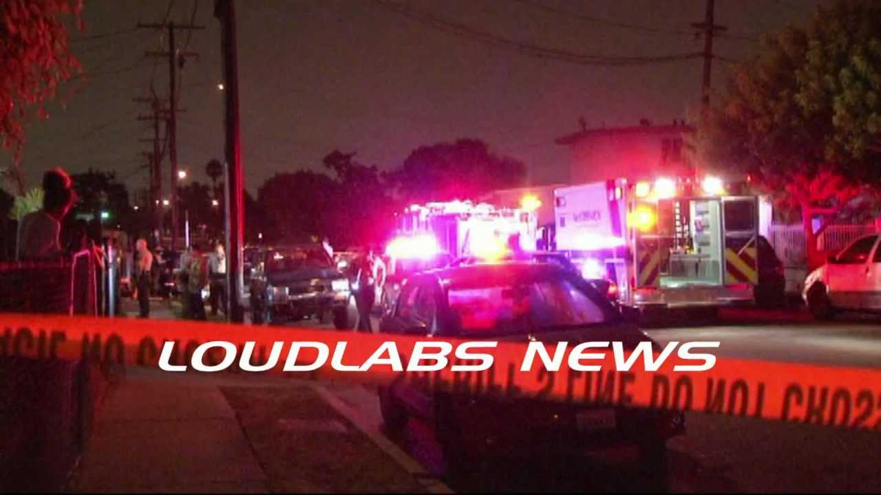 Shooting Raw Footage: 109th St Shooting / South Los Angeles RAW FOOTAGE