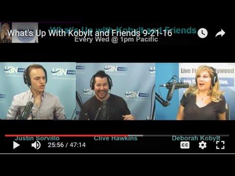 Deborah Kobylt LIVE: You Tube Series Office Ninja