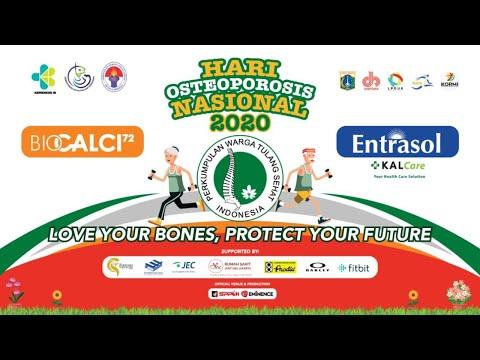 Gebyar Senam Hari Osteoporosis Nasional 2020