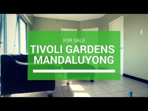 Tivoli Garden Residences Condo in Mandaluyong City For Sale ₱ 4.5M