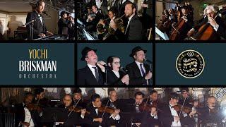 Incredible Chupah Baruch Levine Simcha Leiner Hershy Baumhaft Shira Yochi Briskman Orchestra