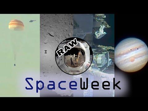 10/7/19: Soyuz Landing, Spacewalktober, & Asteroid Encounters - SpaceWeek By Raw Space