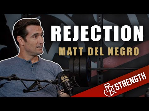 Matt Del Negro: Rejection is Part of The Game