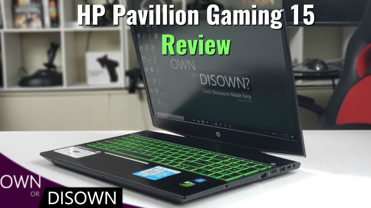 HP Pavilion Gaming 15 Review - Better Than The Omen 15 or Dell G3 ?
