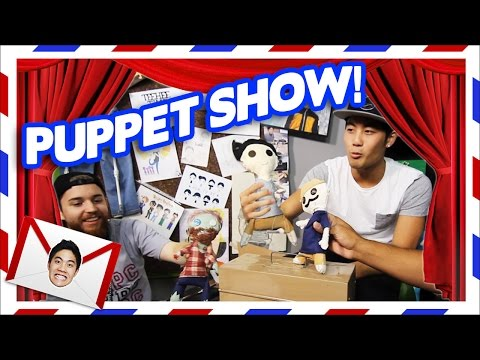 Puppet Show! (Teehee Time)