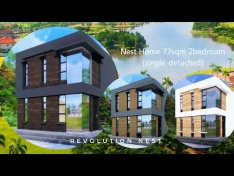 Homes At Revolution Flavorscapes At Lakeshore Pampanga