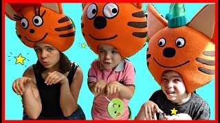 Song by Makar  Three Kittens